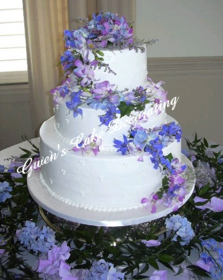 royal blue and purple wedding cakes 1000 images about wedding cakes on 19353